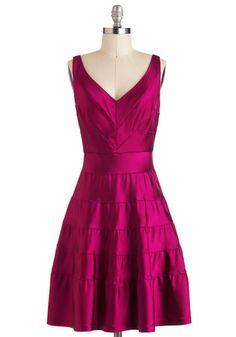 Process of Illumination Dress | Mod Retro Vintage Dresses | ModCloth.com