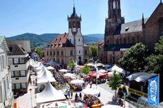 The Black Forest Tourism Board - with its headquarters in Freiburg, is the official representative of about 250 tourism communities in holiday region Black Forest.