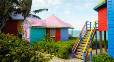 Musical Colors: Compass Point, Nassau, Bahamas