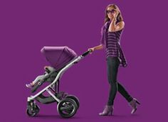 Enter this competition to win a very 'Cool Berry' Britax stroller