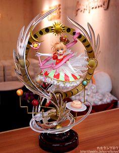 Sakura Kinomoto: Stars Bless You – Kahotan's Blog | GOODSMILE COMPANY