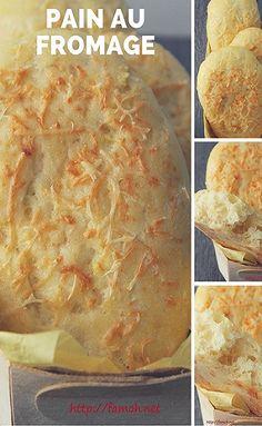 Recette de pain au fromage délicieusement... fromagé!