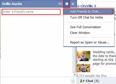 There are 2 ways to chat with multiple people on Facebook! Here's how to have a 3 way chat (or as many as you want)