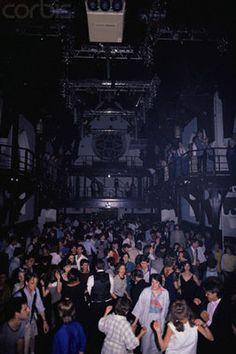 Peter Gatien, king of the New York City club scene in the '80s and '90s, owned the former Limelight nightclub chain.
