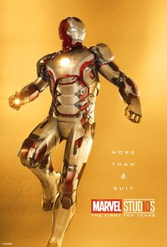 More than Iron Man