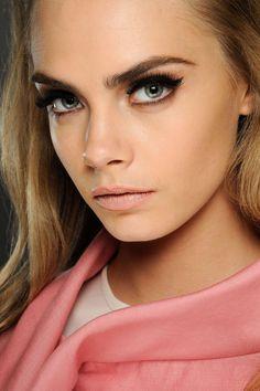 False eyelash game on point.  #makeup