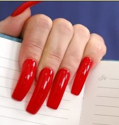Not only do they look nasty but also germy. How does anyone so anything with nails that long? Yuck!©
