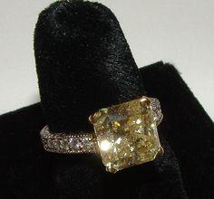 canary diamond... be still my heart