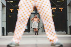 Neyland Stadium engagement photoshoot <3  I would LOVE to do one of these!  =)