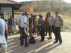 #Trekking #Travel #outbound #Outdoor Programs #Wai, #Satara #Pandawgad  #Metrica