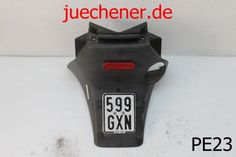 Peugeot Elystar Elyseo Kennzeichenträger Spritzschutz Schutzblech