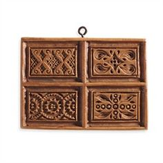 Parquetry Cookie Mold