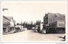 RP: Main Street , FORKS , Washington , 1930-40s : ELLIS #5202 - Delcampe.com