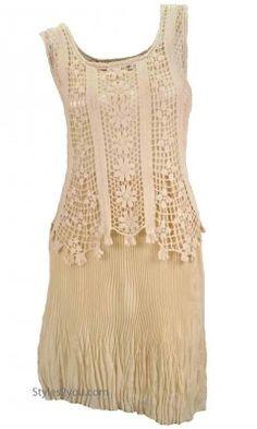 Pretty Angel Clothing Tilly Dress In Carmel