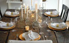 Как красиво накрыть на стол, чтобы все ахнули от удивления. - Colors.life
