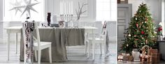 IKEA offers everything from living room furniture to mattresses and bedroom furniture so that you can design your life at home. Check out our furniture and home furnishings! Ikea Xmas, White Dining Table, Ikea Home, Christmas Tree, White Christmas, Home Furnishings, Home Accessories, Sweet Home, Table Decorations