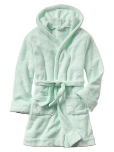 "Fleece sleep robe  Gabby- "" Although this is super SNUGGLY and cute, and I know she would beg me to get it for her, I would have to say it could definitely wait for now, only because it would be beyond our budget."""