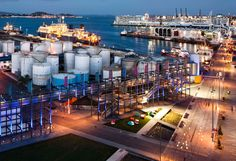 T.C.L - Taylor Cullity Lethlean : Projects : Auckland Waterfront - North Wharf…