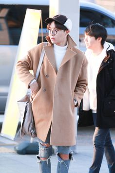 Jhope Airport Fashion