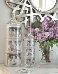 Apothecary Jar Ideas