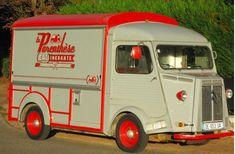 Citroën HY - Food-Truck - MonCamionResto.com