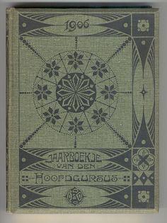 Cover design: Bart Klunne, 1905