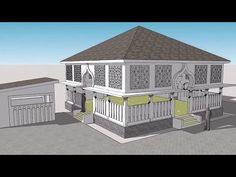 Gambar masjid ini adalah bagian dari fasilitas umum yang disiapkan oleh developer untuk perumahan yang kami rencanakan.                     ... Deck, Outdoor Decor, Home Decor, Decoration Home, Room Decor, Front Porches, Home Interior Design, Decks, Decoration