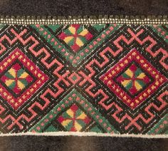 Magasin for Bunad og Folkedrakt Folk Costume, Costumes, Folk Embroidery, Color Shapes, Norway, Bohemian Rug, Oriental, Projects To Try, Colours