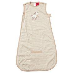 Catriona Rowntree Wool Sleepbag - White