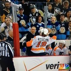 NHL  Hulk Hogan s Brother Antagonizes Scott Hartnell 980b33ff0