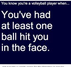 I hit myself in the face trying to get my overhand serve. Still cant seem to get it. Every time its either a bad toss or not enough power...