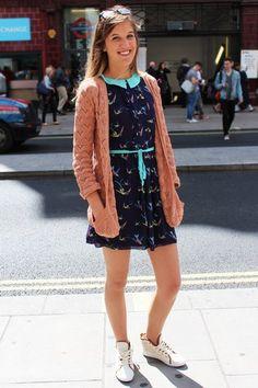A perfect summer dress> London