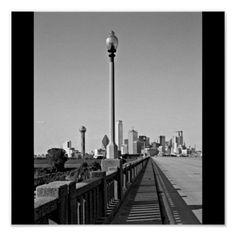 Poster-Vintage Dallas Photography-15 (Oak Cliff Viaduct)