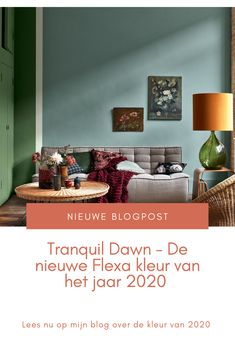 Home Wall Painting, Interior Paint Colors, Bedroom Styles, House Colors, Colorful Interiors, Interior Styling, Color Inspiration, Green And Grey, Sweet Home