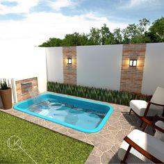 Hot Tub Backyard, Backyard Gazebo, Backyard Pool Designs, Small Backyard Pools, Swimming Pools Backyard, Pergola, Small Inground Pool, Pools For Small Yards, Small Pool Design