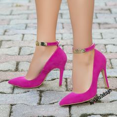 Tiffany #stiletto #pink #shoes