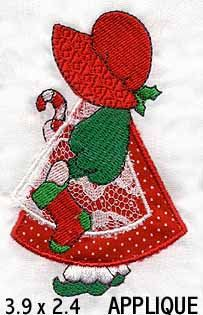 My Sunbonnet girls. Crazy Quilt Blocks, Patch Quilt, Quilt Block Patterns, Applique Patterns, Applique Designs, Quilting Designs, Quilting Projects, Embroidery Designs, Sewing Projects