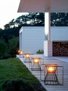 STEEL FIRE BASKETS BOO | OPEN OUTDOOR FIREPLACE | SKARGAARDEN