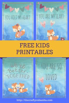 Make adorable kid wall art with these free high-resolution kid printables! kids decor, diy kid decor, children decor ideas, diy children wall art, kids wall art, kids art ideas, kids wall art ideas, diy baby gift, diy kids art, baby shower gift, easy kids wall art