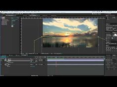 Animating still images to look like video - YouTube