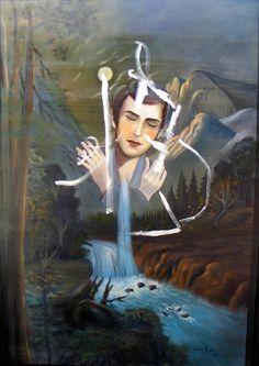 Image detail for -Artist Julio Galan : Candiles y Molestias -   Alonso Art   AlonsoArt ...