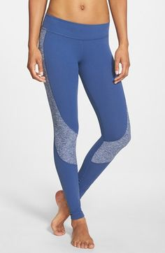 Beyond Yoga Curved Space Dye Panel Leggings available at #Nordstrom