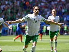 A report claims that Southampton join Leicester City in the race to sign Norwich City midfielder Robbie Brady. Southampton Football, Southampton Fc, Leicester, English Football League, Uefa Euro 2016, Ashley Williams, Antoine Griezmann