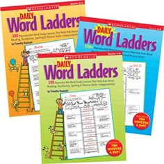 daily word ladders grades 2 3 pdf