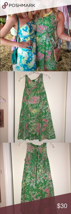 Anthropologie sleeveless colorful dress Great texture, great quality, conservative but fashionable great for spring time! Only worn once Anthropologie Dresses Mini