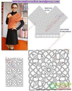 Divina blusa….la preferida de mi hija Nicole | Mi Rincon de Crochet