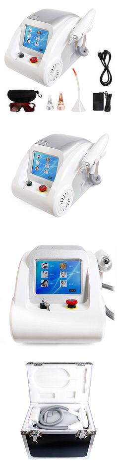 Tattoo Removal Machines: Nd Yag Q-Switch Laser Tattoo Removal Machine 1064Nm And 532Nm Beauty Device Lr301 -> BUY IT NOW ONLY: $2095 on eBay!