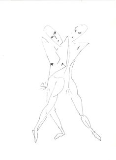 Alexander Nikolenco , Two- Print  on ArtStack #alexander-nikolenco #art