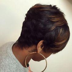 Atlanta Based Stylist  @hairbylatise Instagram photos | Websta