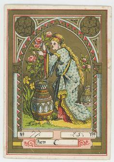 Antique Victorian fabric bolt label textile mill paper ephemera advertising